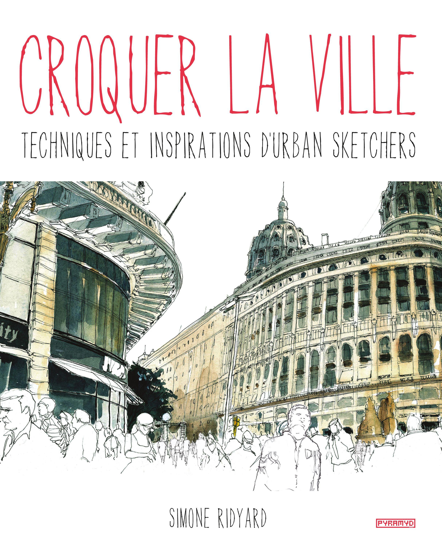 couverture du livre Croquer la ville